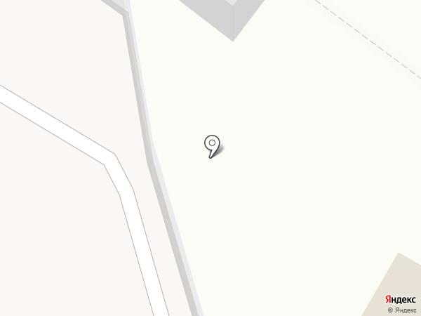 Магазин бытовой химии на карте Ясиноватой