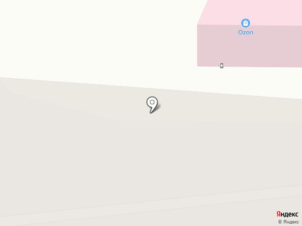 Угреша-20 на карте Дзержинского