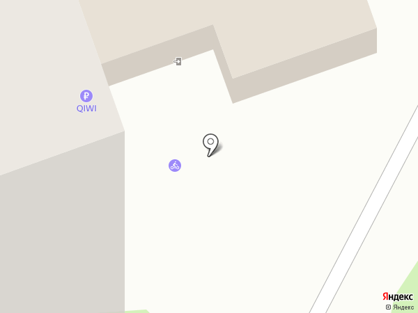 Магнит на карте Реутова