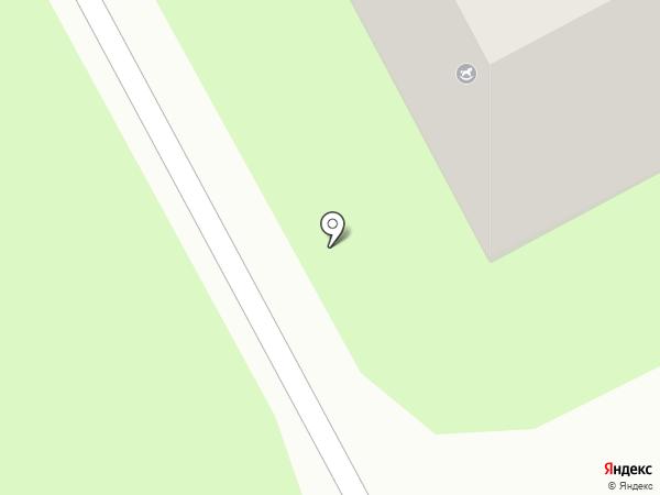 АвтоКурс+ на карте Пушкино