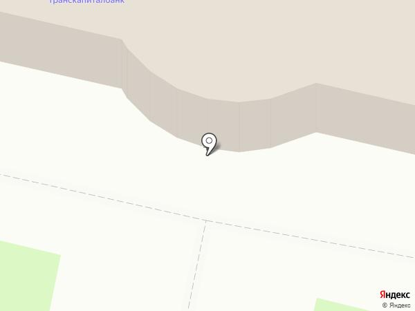 ЗАГС г. Реутова на карте Реутова