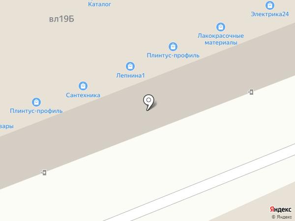 СВД на карте Реутова