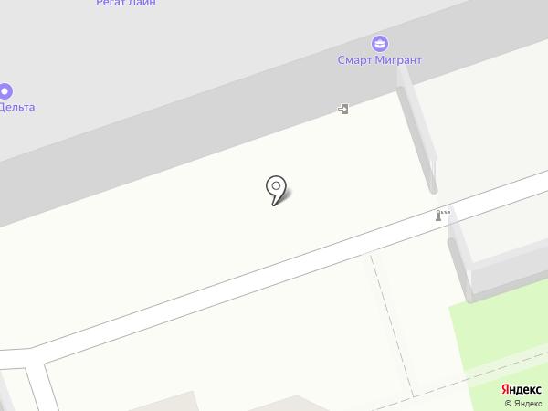 Аврора Трейд на карте Реутова