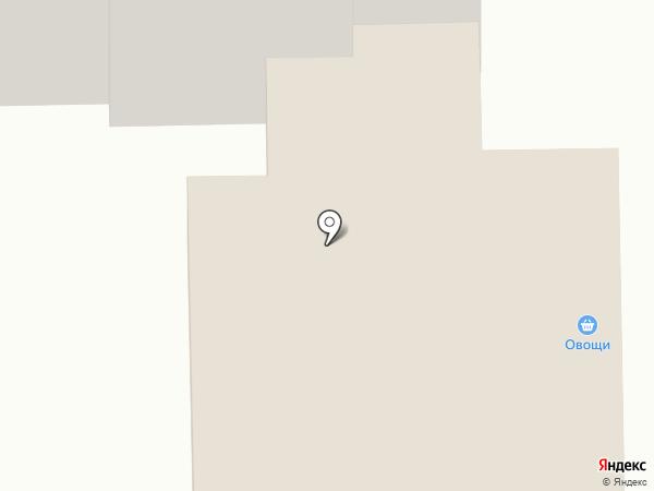 Санти, магазин на карте Ясиноватой