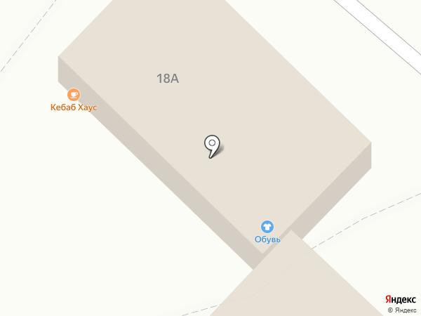 Фармситиплюс на карте Реутова
