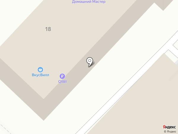 Lucky bar на карте Реутова