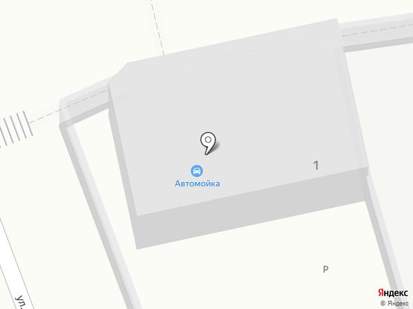 Шиномонтажная мастерская на карте Королёва