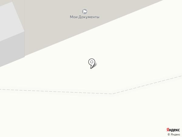 Мои документы на карте Пушкино