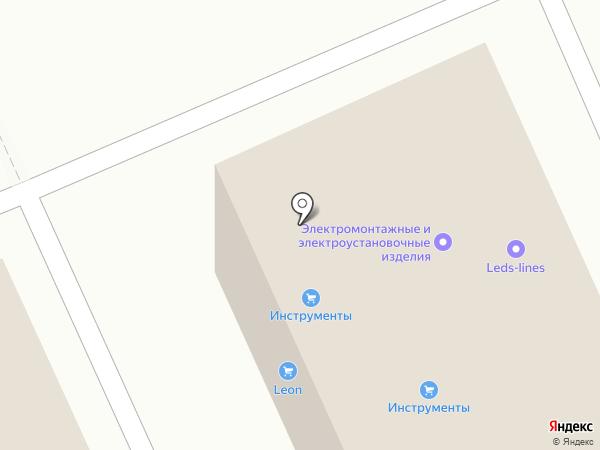 Tikkurila на карте Реутова