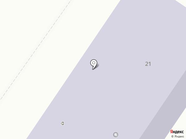 Техническая библиотека на карте Ясиноватой