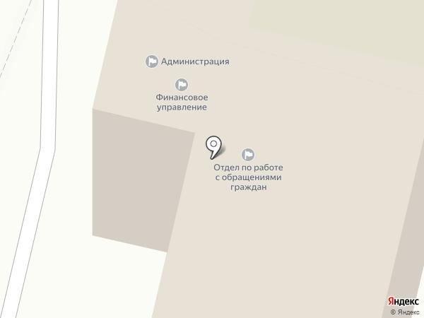 Контрольно-счетная палата на карте Реутова