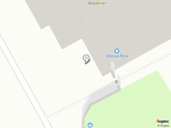 Виттория на карте Пушкино