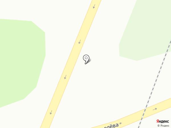 Королёвская городская похоронная служба на карте Королёва