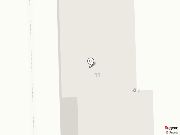Винни Пух на карте Ясиноватой