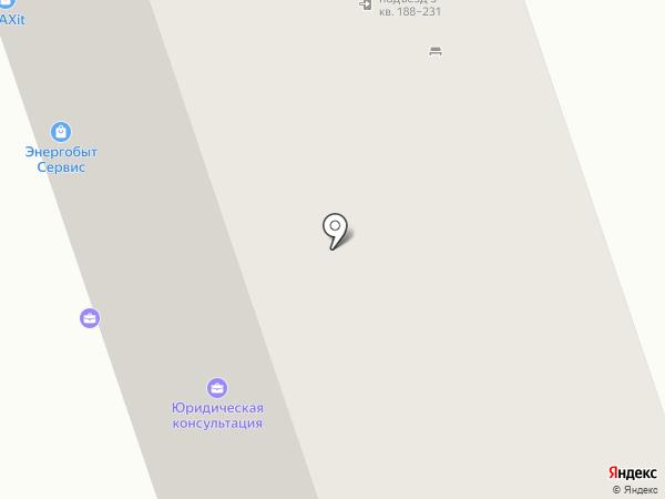 ZelAqua на карте Москвы