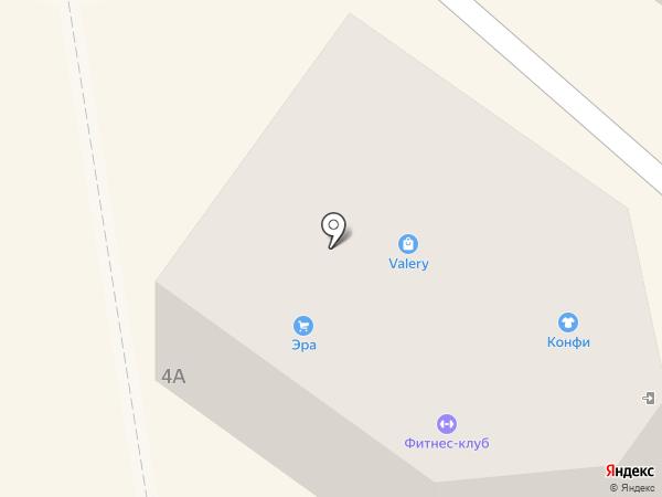 Ушастик на карте Ясиноватой