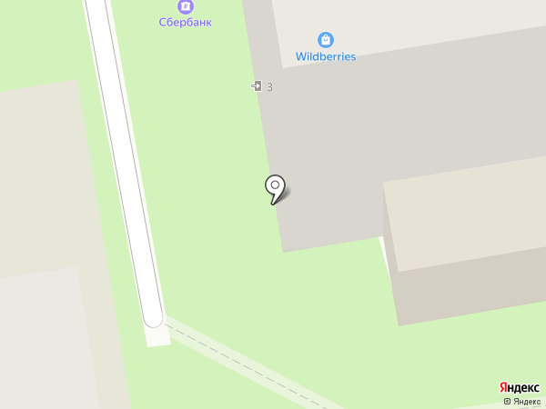 Межпоселенческая библиотека Пушкинского муниципального района, МБУК на карте Пушкино