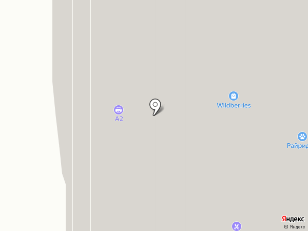 Багира С на карте Реутова