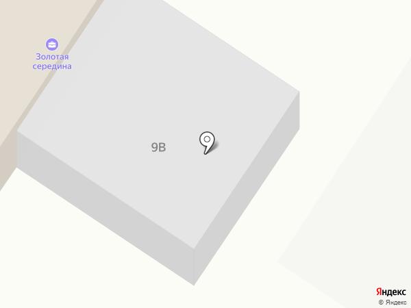 Байкер на карте Старого Оскола