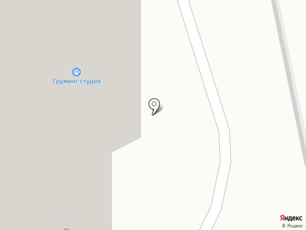 Эля на карте Пушкино