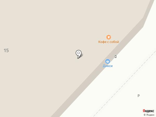 Магазин ножей на карте Реутова