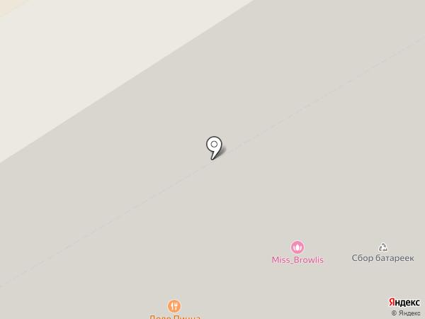 Ломбард Меркурий на карте Пушкино