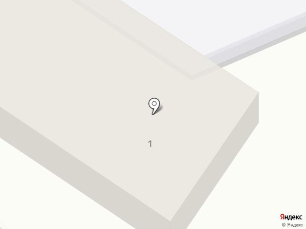 Магазин стройматериалов на карте Ясиноватой