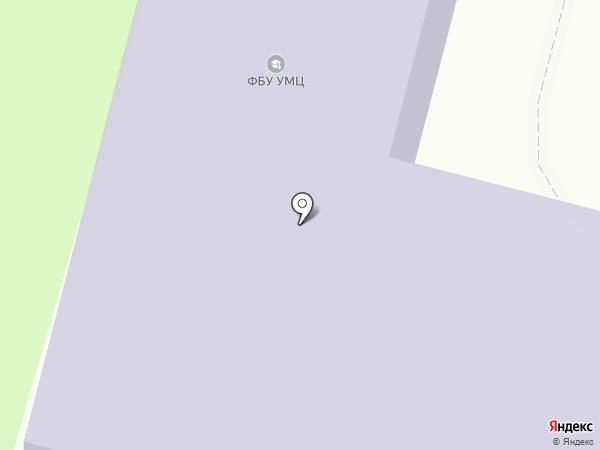Общежитие на карте Правдинского
