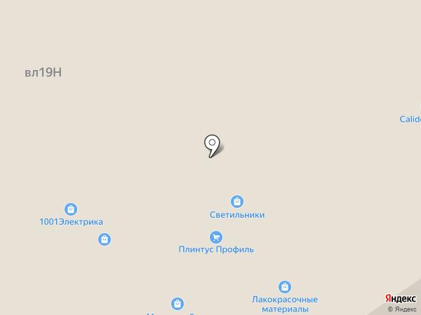 Владимирский Тракт на карте Реутова