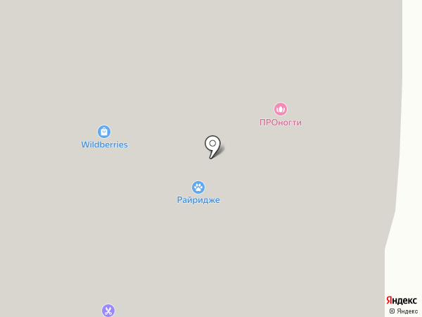 Tez Tour на карте Реутова