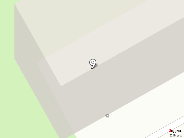 КСК на карте Пушкино