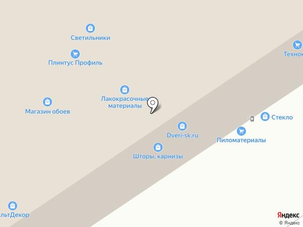 Мастерская по резке стекла на карте Реутова