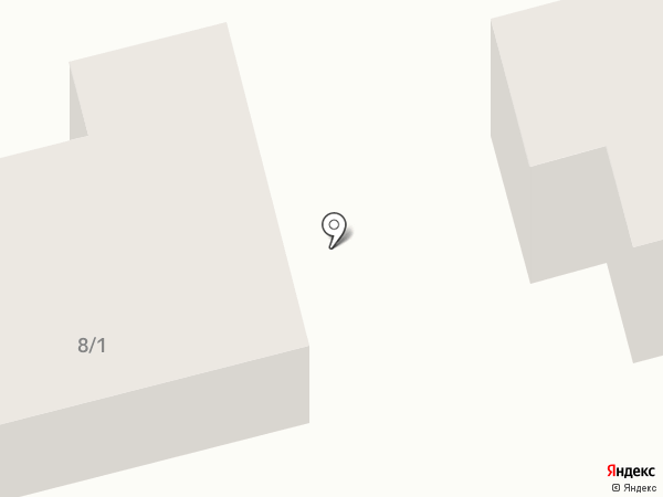 Революционер слова на карте Домодедово