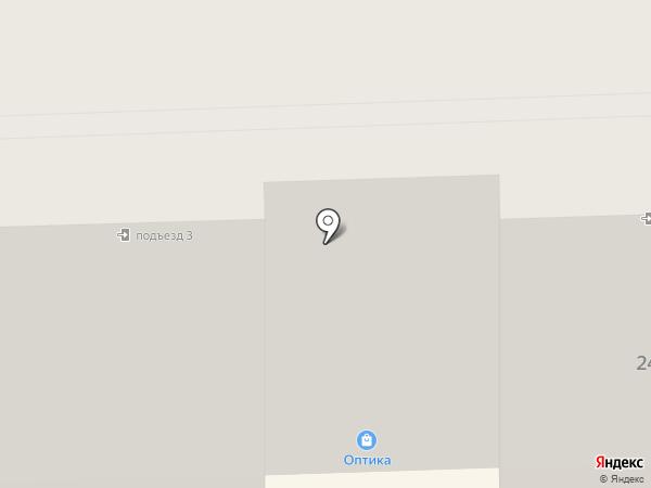 ТРК Телесервис на карте Ясиноватой
