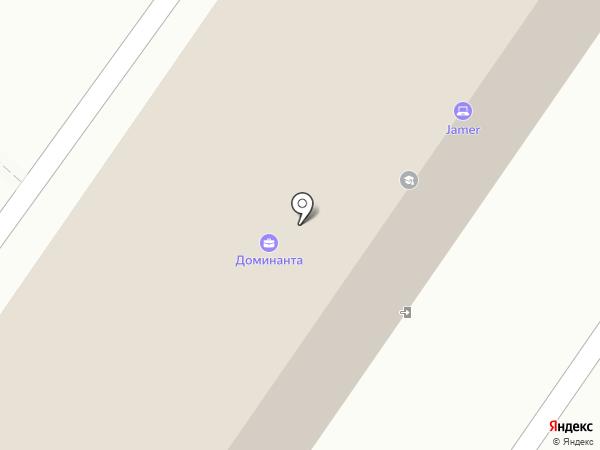 Автофарт на карте Ясиноватой
