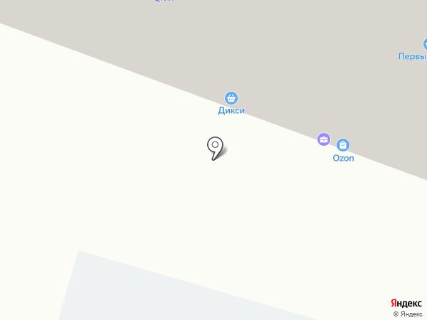 Дикси на карте Котельников