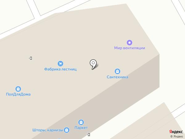 Визави-М на карте Реутова
