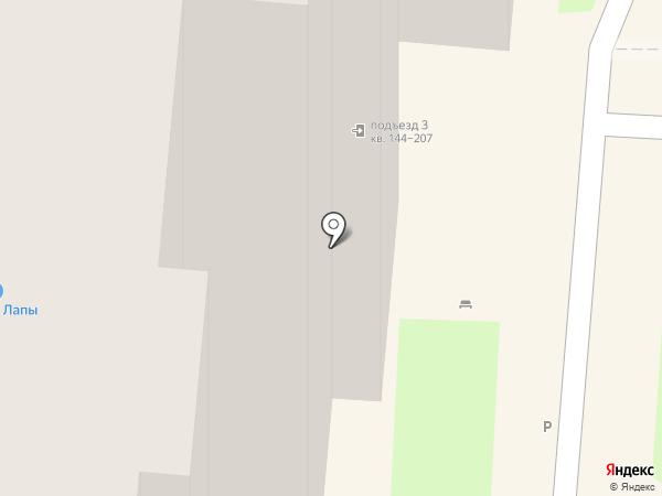 Ваш Дом на карте Дзержинского