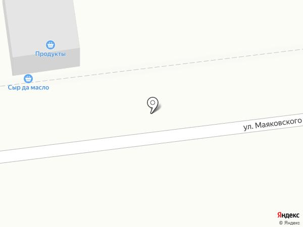 Сыр в масле на карте Королёва