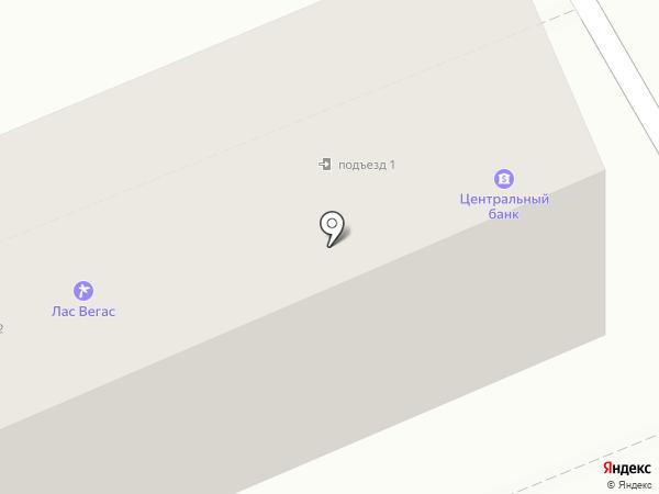 Центральный Республиканский Банк, ОГУ на карте Ясиноватой
