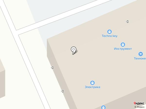 Technokey.ru на карте Реутова