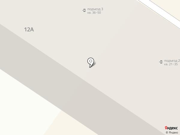Афина на карте Ясиноватой