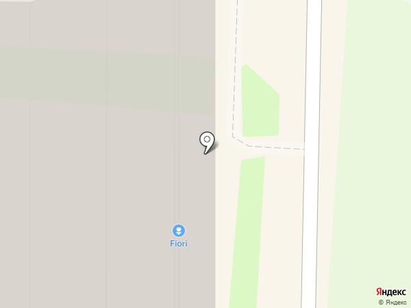 Мерлен на карте Дзержинского
