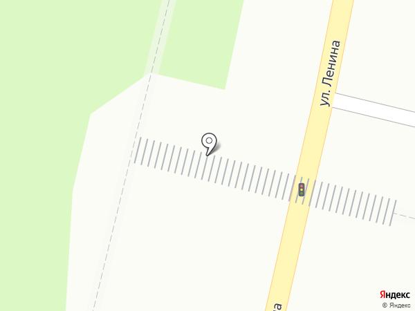 Киоск по продаже цветов на карте Реутова