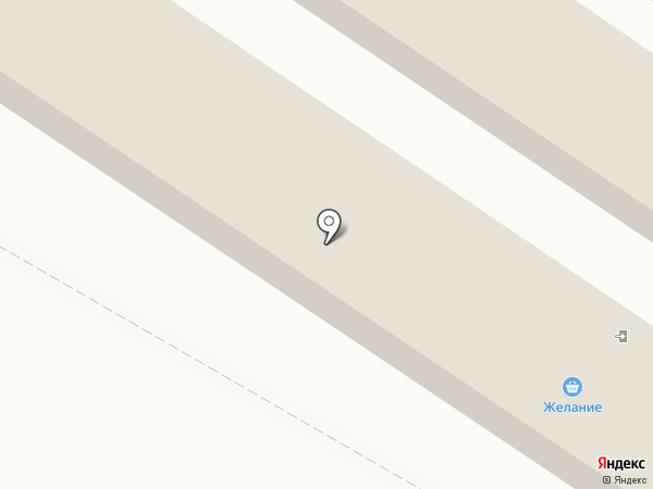 Аврора на карте Ясиноватой