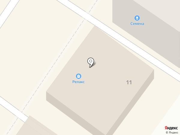 Трёшка на карте Ясиноватой