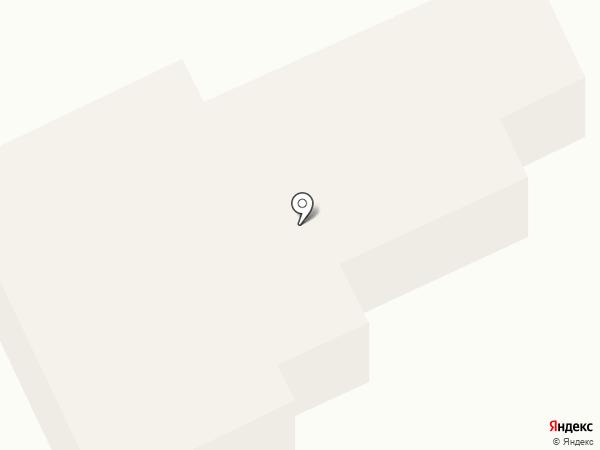 Теремок на карте Ясиноватой