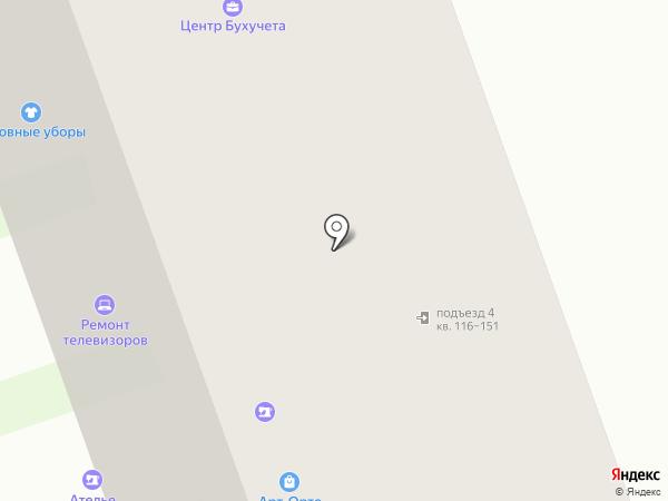 МАСТЕРА НА ВСЕ РУКИ на карте Москвы
