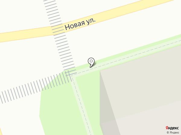 Киоск по продаже печатной продукции на карте Реутова
