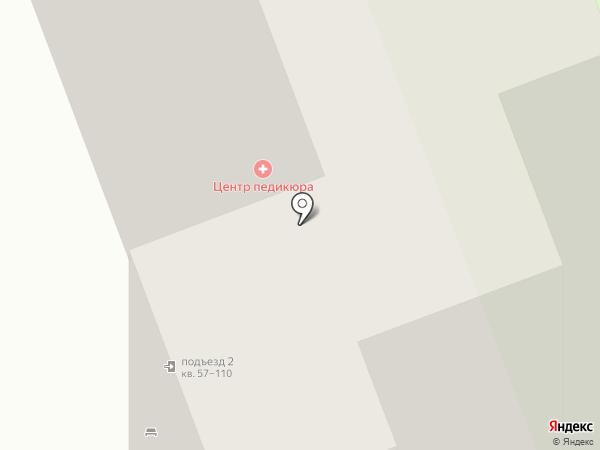 Крутицы на карте Реутова